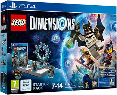 LEGO DIMENSIONS STARTER PACK PS4 NL
