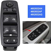 4602632AH 4602632AG Power Master Window Switch LHD Driver Side for Dodge Nitro Jeep Liberty 2008-2011 2012 Dodge Journey 2009 2010 4602632AF