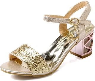 BalaMasa Womens ASL06876 Pu Fashion Sandals