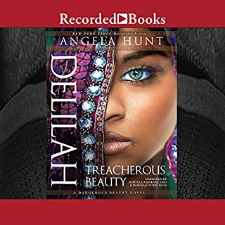 Delilah     Treacherous Beauty              By:                                                                                                                                 Angela Hunt                               Narrated by:                                                                                                                                 Soneela Nankani,                                                                                        Jonathan Todd Ross                      Length: 10 hrs and 58 mins     103 ratings     Overall 4.3