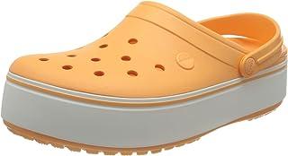 Crocs Crocband Platform Clog, Zueco. Unisex Adulto, US Frauen