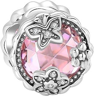 Soufeel La Sirene Charm en Argent Sterling 925 Compatible Europ/éen Bracelet pour Charms Colliers Bracelets