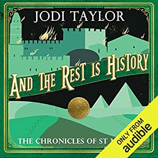And the Rest Is History      The Chronicles of St. Mary's, Book 8              By:                                                                                                                                 Jodi Taylor                               Narrated by:                                                                                                                                 Zara Ramm                      Length: 10 hrs and 43 mins     949 ratings     Overall 4.7
