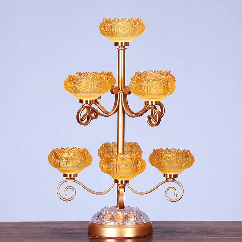 Jiuxing Lamp Holder Candlestick Cheap SALE Start Eight Auspicious It is very popular Candle Candlest