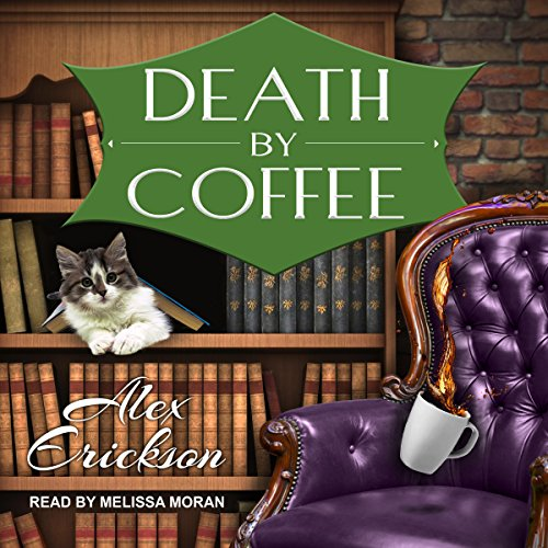 Death by Coffee audiobook cover art