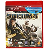 SOCOM 4: U.S. Navy Seals (輸入版) - PS3