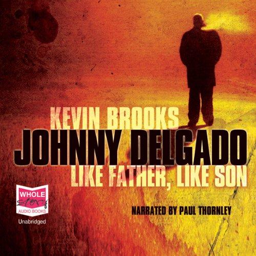 Johnny Delgado cover art