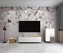 Wallpaper 3D Wall Modern Cotton Bird Decoration Home Bedroom Box Decoration Salon 3D Behang Slaapkamer Decoratie Muurschil...