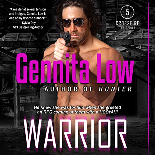 Couverture de Warrior