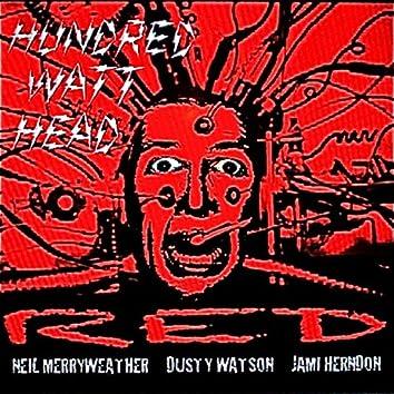 Hundred Watt Head: Red