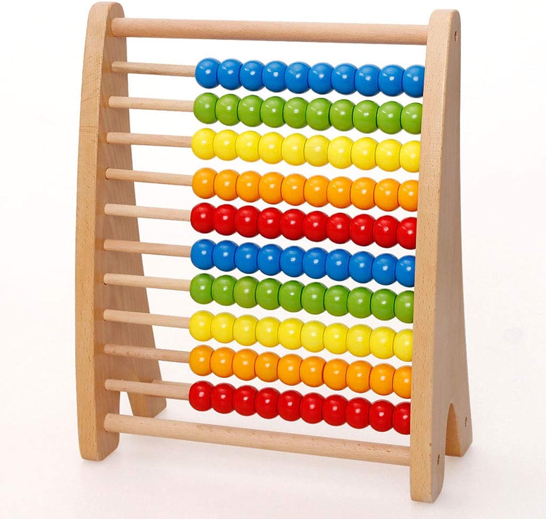 Mathematikunterricht für Kinder Abacus color Abacus Früherziehung Puzzle Addition und Abzug