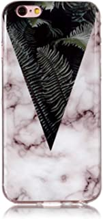 iPhone 6 / iPhone 6s ケース, OMATENTI マーブル 美しい薄型 柔らかTPU い ケース, 人気 新製品 滑り防止 衝撃吸収 全面保護 バックケース, 耐摩擦 耐汚れ 落下防止 耐衝撃性 iPhone 6 / iPhone 6s 用 Case Cover,パターン-20