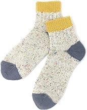 TMSO-119 NEO 4 Season Change Hemp Socks Men's(メンズ) 25cm~27cm ビンテージマシンで編んだ奈良産の麻靴下 吸湿・速乾・耐久性に優れた靴下 麻 綿使用 オーガニック 日本製
