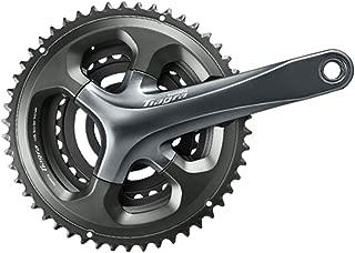 SHIMANO Tiagra 10-Speed Triple Road Bicycle Crank Set - FC-4703