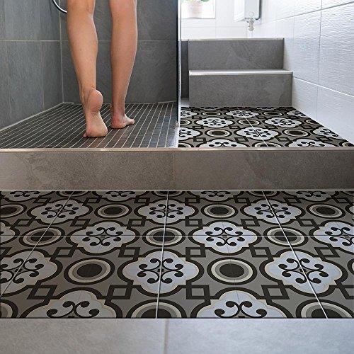 wall art 50x100 cm - TA00033 Autocollants décoratifs en PVC pour Sol - Stickers Design - Dresda