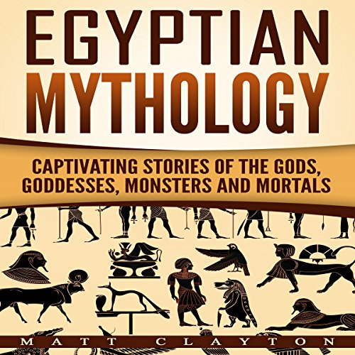 Egyptian Mythology cover art