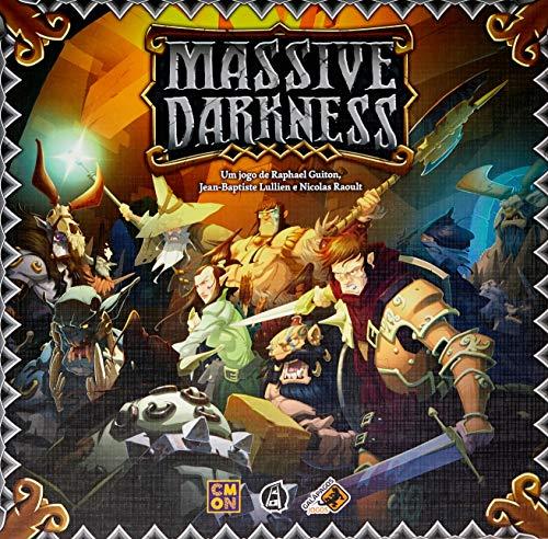 Massive Darkness, Galápagos Jogos, Multicor