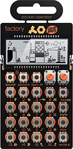 discount Teenage high quality Engineering PO-16 Pocket Operator Factory Lead and discount Chord Synthesizer online sale