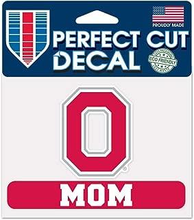 Wincraft Ohio State Buckeyes Perfect Cut Decal - Mom