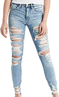 Amazon Com American Eagle Women Jeans Clothing Clothing Shoes Jewelry
