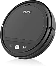 Robot Vacuum, 3 in 1 Strong Suction Mopping Cleaner with 2000mAh Battery Capacity, Anti-Collision Sensor Automatic Home Cl...