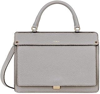 Furla Like Ladies Small Gray Onice Leather Crossbody 978275
