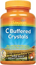 C Crystals, Buffered - unflavored 3000mg Thompson 4 oz Powder