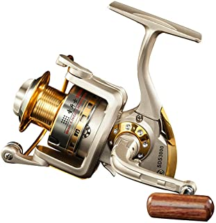 DIWA Spinning Fishing Reels for Saltwater Freshwater 1000 2000 3000 4000 5000 6000 Series Left/Right Interchangeable Trout...