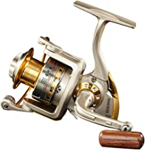 Pesca Spinning Reel Pesca Professionale Polo Spool Smooth Spinning Pesce Pole Reel Fishing Tackle