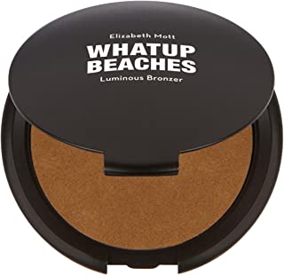 Whatup Beaches Luminous Bronzer by Elizabeth Mott, 10g (Cruelty free, Paraben free) …