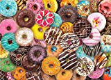 Best Jigsaw Puzzles For Adults - Donuts 1000 Piece Jigsaw Puzzle Review