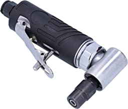 Air Die Grinder, Pneumatic Die Grinder Large Power Sealed Ball Bearing Design Lightweight for Rough Edge Trimming for Hand...