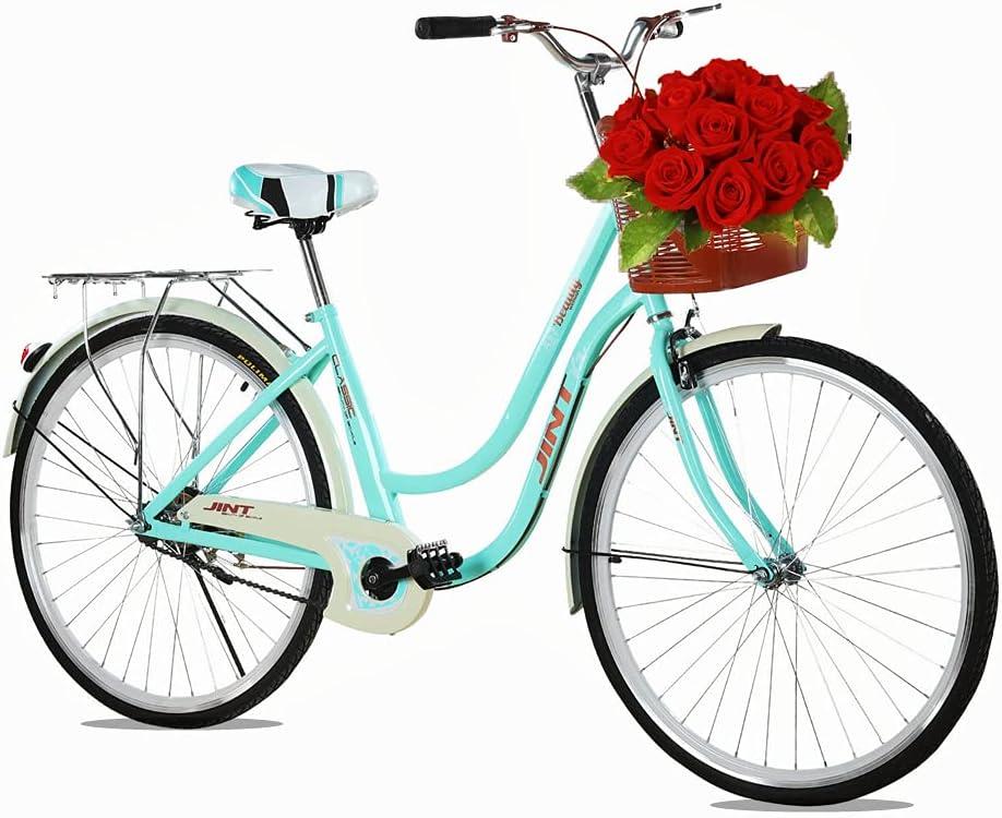 Max 54% OFF Complete Max 64% OFF Cruiser Bikes Beach Bike 26 for Inch Women Co