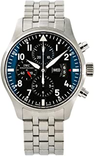 IWC Pilot Automatic-self-Wind Male Watch IW377704 (Certified Pre-Owned)
