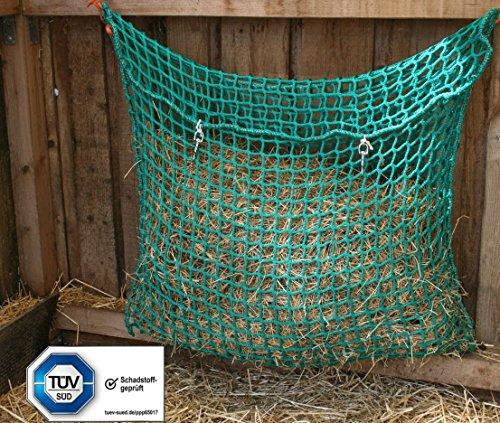 Konege Heunetztasche Breite 1m, Mw 4,5cm, Füllmenge ca. 9Kg, ohne Gurtschnellverschlüsse, Heunetz