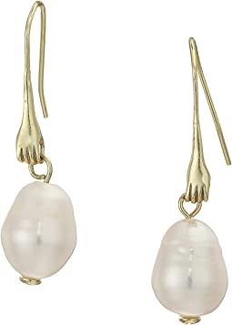 Surreal Pearl Earrings