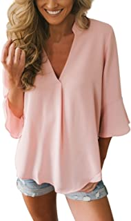 Best womens tops spring Reviews
