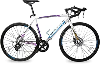 Bavel Lightweight Road Bike Aluminum Frame and Fork 700C Disc Brake Bicycle