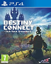 DESTINY CONNECT TICK TOCK TRAVELERS TIME CAPSULE EDITION - PS4