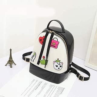 2019 Fashion Women Cute Silicone Backpack Female Travel Bags Girl School Bag Lady Shoulder Bag