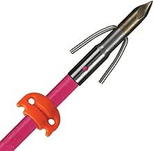 AMS A203-Pnk Fiberglass Arrow Chaos Point Pink Shaft & Safety Slide