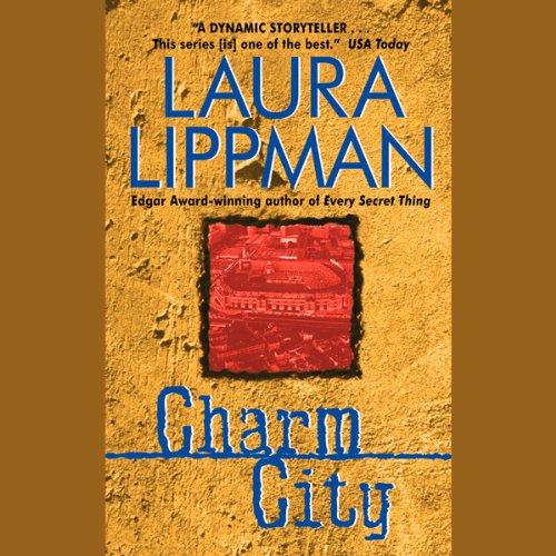 Charm City audiobook cover art
