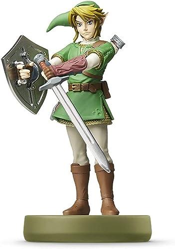 Amiibo Link (Twilight Princess ver.) - The Legend of Zelda series [Nintendo Switch - 3DS]