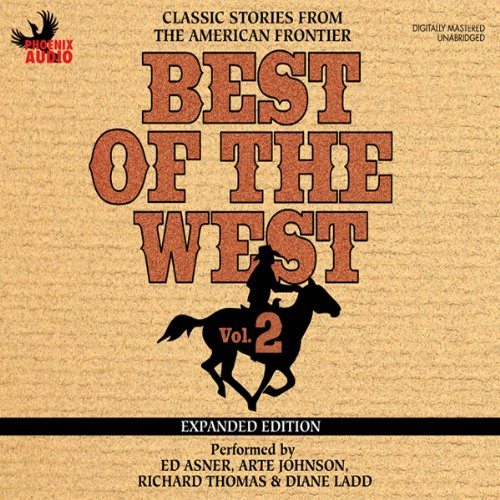 Best of the West Expanded Edition, Vol. 2 cover art