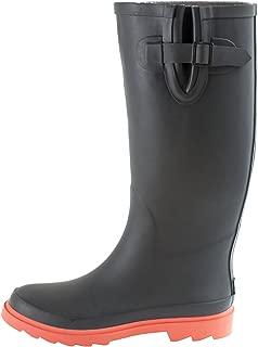 OAKI Women's Noxon Rubber Rain Boots, | Ankle Boot Wellies