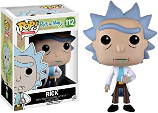 Funko Pop! Animation: Rick & Morty, Action Figure - 9015