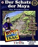 TKKG 3: Der Schatz der Maya - Stefan Wolf