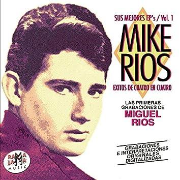 Sus Primeros Ep's en Discos Philips (1962 - 1963)