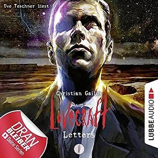 Lovecraft Letters 2 Titelbild