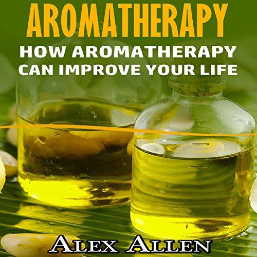 Aromatherapy audiobook cover art